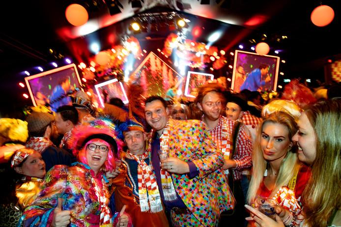 3 Uurkes Vurraf van Omroep Brabant geldt al jaren als de officieuze aftrap van het Brabantse carnaval.