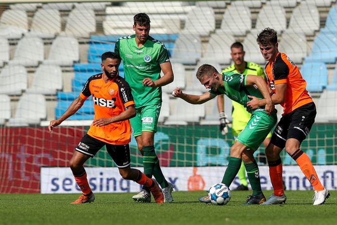De Graafschap en FC Volendam stonden in de voorbereiding ook al tegenover elkaar.
