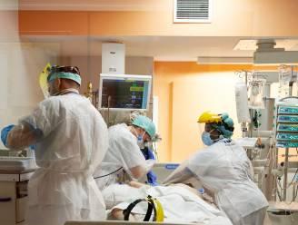 OVERZICHT. Lichte stijging van gemiddeld aantal ziekenhuisopnames, ook positiviteitsratio daalt niet meer
