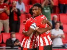 Dumfries steunt Mvogo en is blij voor Romero: 'Hij heeft zo hard gewerkt om terug te komen'