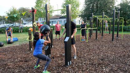 Sportpark Kattegat is speel- en sporttoestel rijker