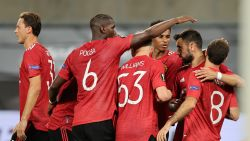 Ook United staat in de halve finales van de Europa League, Fernandes is penaltyheld in verlengingen