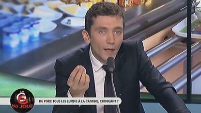 Franse burgemeester schrapt varkensvleesvrije maaltijden in schoolkantine