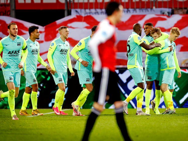 Samenvatting | Feyenoord - AZ