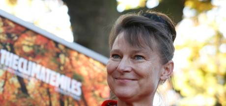 Urgenda-directeur Marjan Minnesma roept in Arnhem op tot duurzamer leven