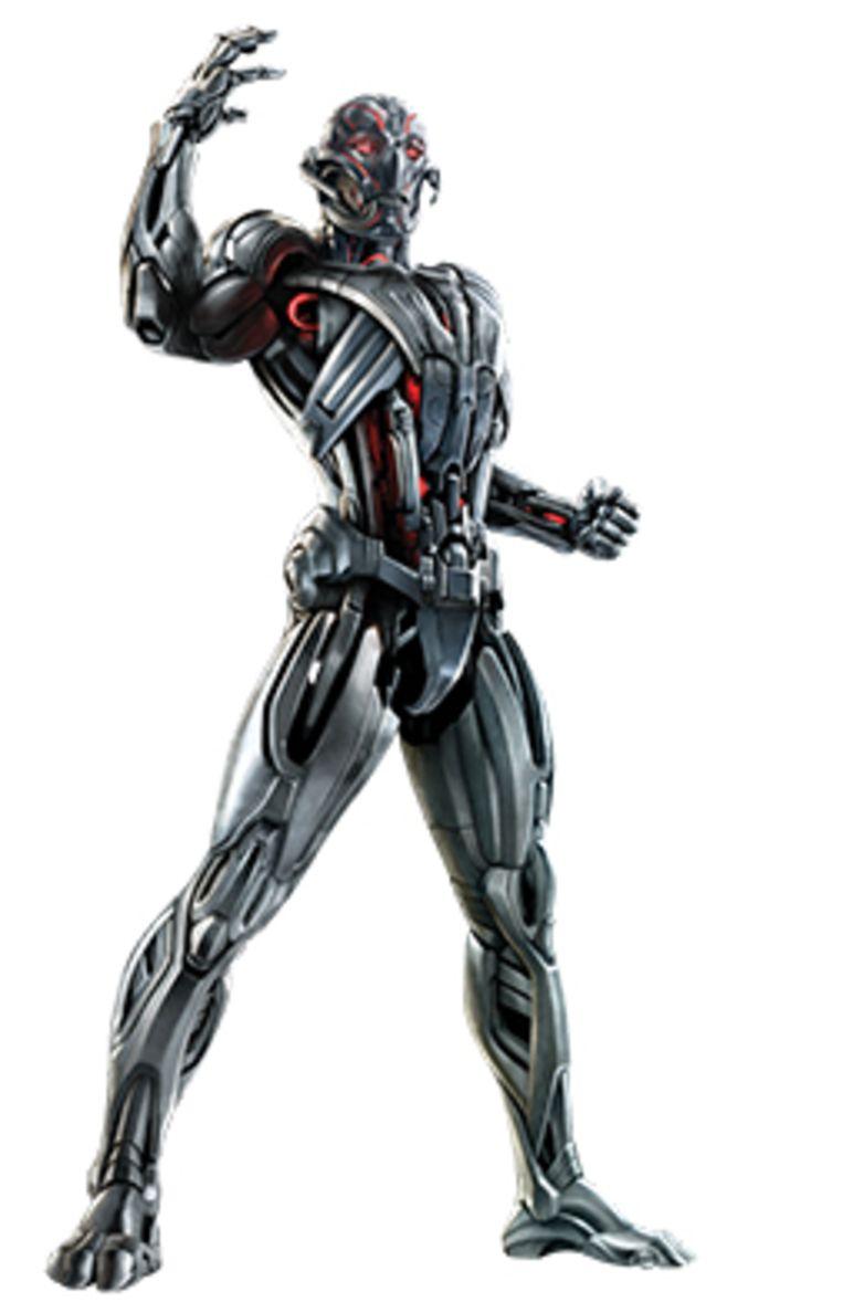 Avengers Age of Ultron Beeld RV