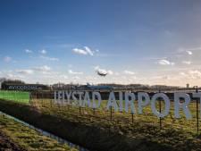 Uitbreiding vliegveld Lelystad Airport uitgesteld tot 2020