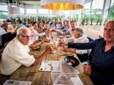 Pop-up restaurant trakteert oud-wielrenners op asperges, 'Goud ontmoet witte goud'