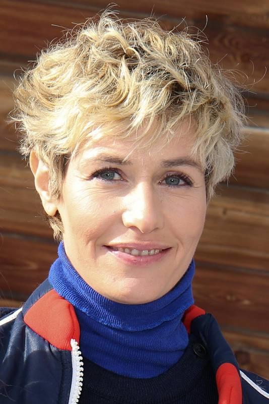 Cécile de France au 22ème Festival International du Film de Comédie de l'Alpe d'Huez, le 17 janvier