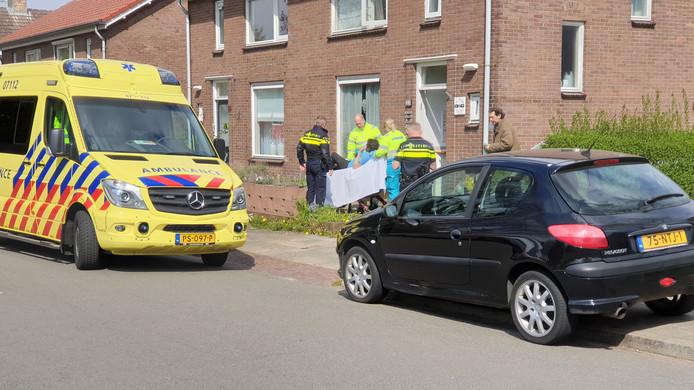 Hulpverlening na de mishandeling in Wageningen.