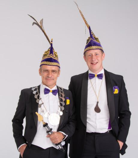 Cis d'n Irste nieuwe prins carnaval in het Pezerikkengat