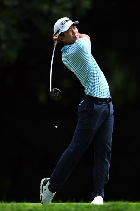 'Nobody' Michael Kim boekt eerste golfzege PGA