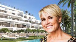 Wat een luxe: Dana Winner trakteert zichzelf op penthouse van € 424.000 (en wordt zo de buurvrouw van Josje)