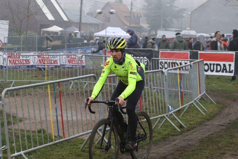 Sean De Bie rijdt sinds dit jaar voor Wallonie Bruxelles. Foto SVDL