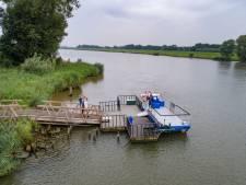 Dodelijke glijpartij op vissersbootje  in IJssel bij 's-Heerenbroek
