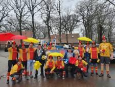 Carnavalsclub Geesteren verdeelt prijzengeld onder wagenbouwers