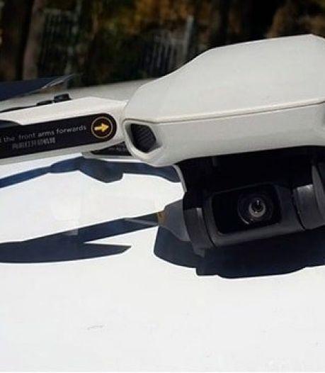 Bestuurder van drone die opnames maakte van de Efteling beboet