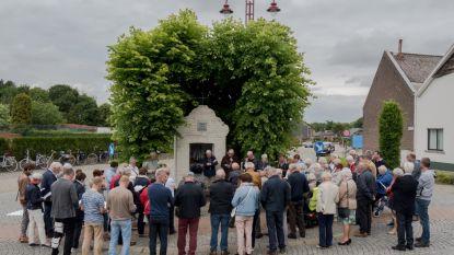 Kapel van Onze-Lieve-Vrouw in Molenstede is opnieuw ingewijd na restauratie