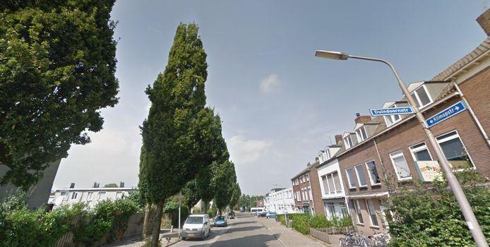 De Klimopstraat in Nijmegen.