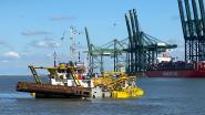 Twee haventerminals afgesloten in Antwerpen door olielek