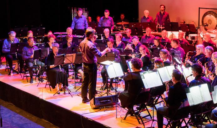 Orkest Eindhovens Muziekcollectief.