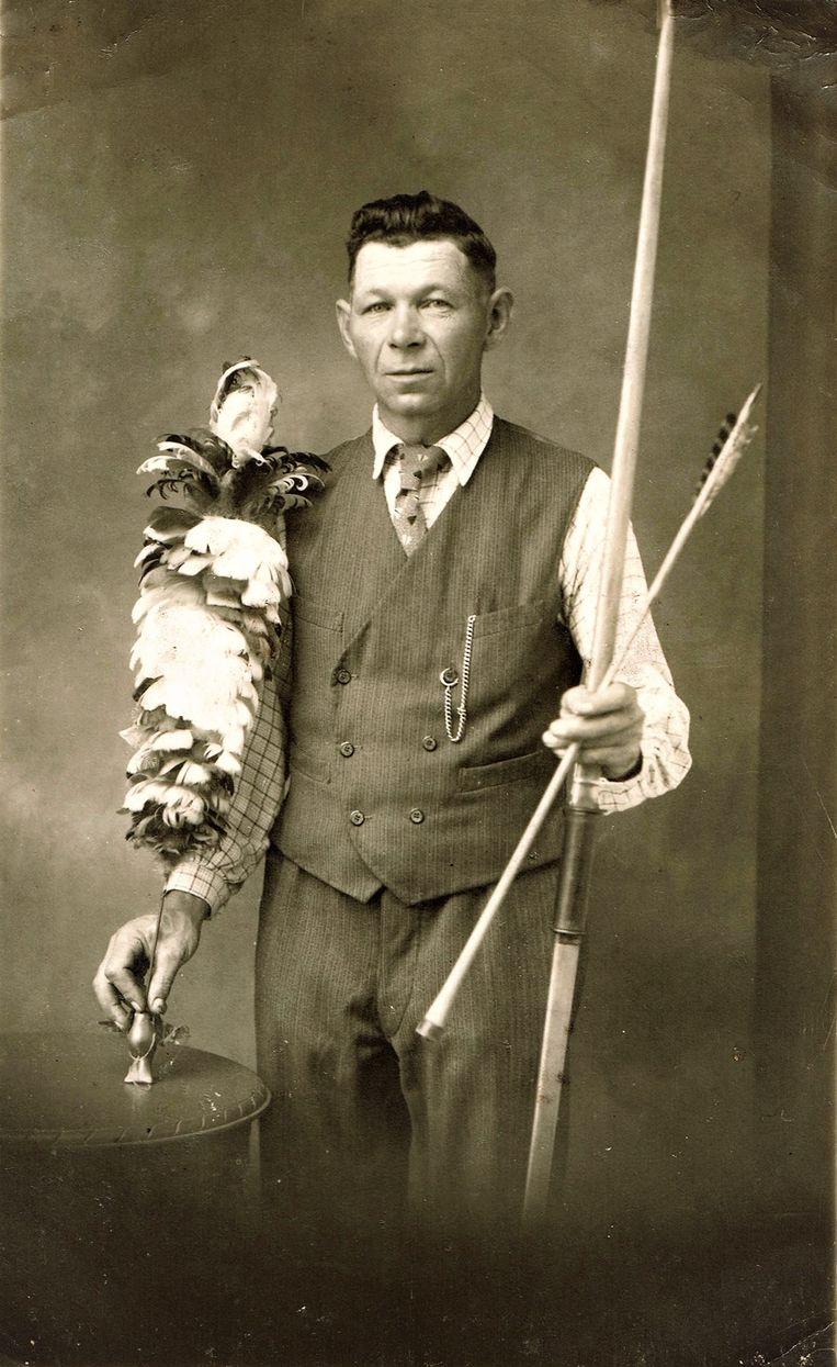 Leopold Dobbenie, Koning GIlde