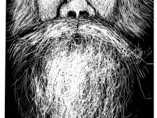 Sinterklaas, een oude man