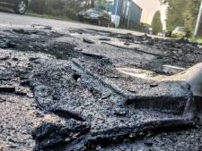 Acht auto's branden in één nacht op mysterieuze wijze uit in Den Dolder