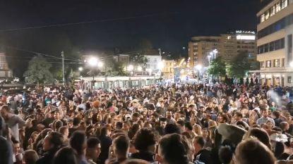 Stijging aantal besmettingen niet het gevolg van verboden feestjes van jongeren