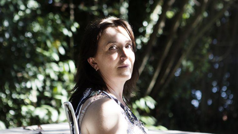 Elena Benvenuti. Beeld Marie Wanders