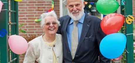 Echtpaar Hammes in Uden zestig jaar getrouwd