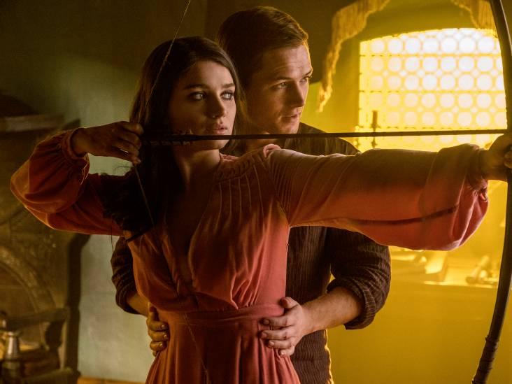 Nieuwe Robin Hood stelt teleur