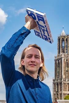 Jonge Utrechter droomt van zaak met boeken, bakkie én reuring