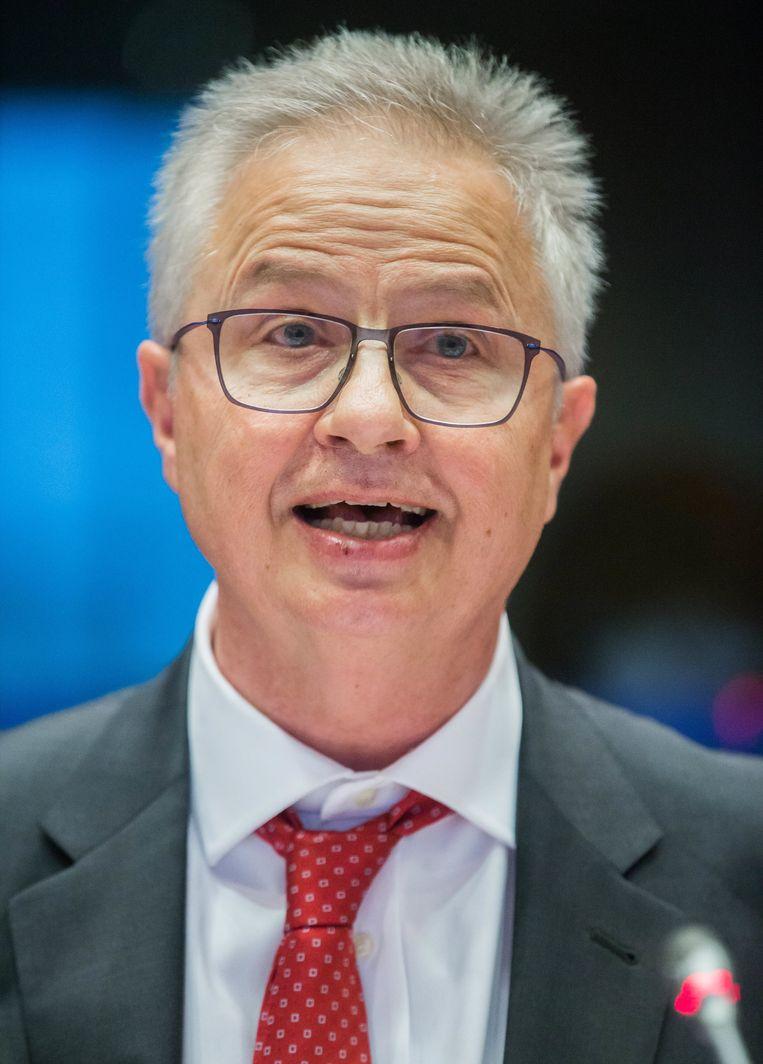 Laszlo Trocsanyi Beeld EPA