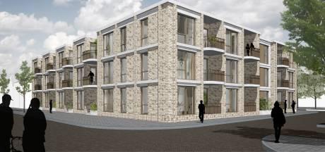Plan voor 21 appartementen in Putte op hoek waar Den Hoorn stond