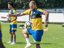 Wesley Sneijders club uit Qatar oefent in Utrecht tegen DHSC