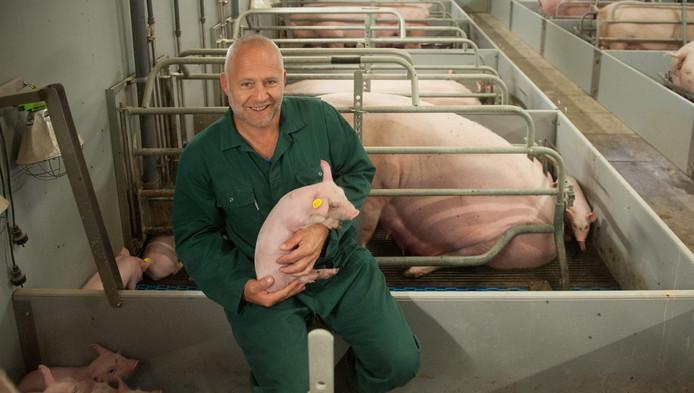 Jan Overeem: Het is voor het eerst dat het zo slecht gaat met de varkenssector