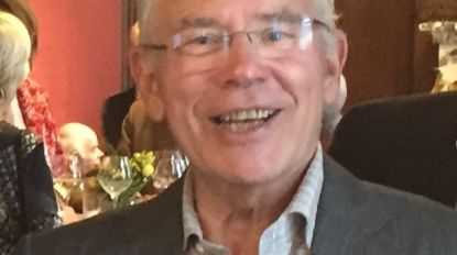 Afscheid Achille Diegenant in Sint-Ambrosiuskerk
