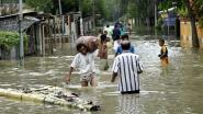 Meer dan honderd doden door moessonregens in Bangladesh