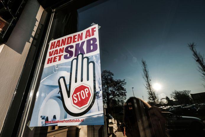 JV 04122019 Winterswijk Handen af van het SKB met Janine Holders / Foto : Jan Ruland van den Brink
