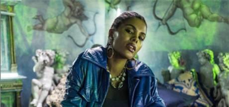 """Tina Kunakey critiquée pour une photo """"vulgaire"""" de sa grossesse"""