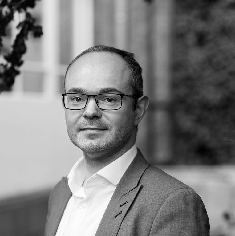 Ahmed Hamdi, senior onderzoeker Verwey-Jonker Instituut Beeld