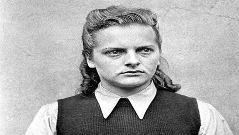 SS-kampbewaakster Irma Grese beging in concentratiekamp Auschwitz misdaden tegen de menselijkheid. Ze werd in 1945 ter dood veroordeeld en terechtgesteld. Grese was 22.