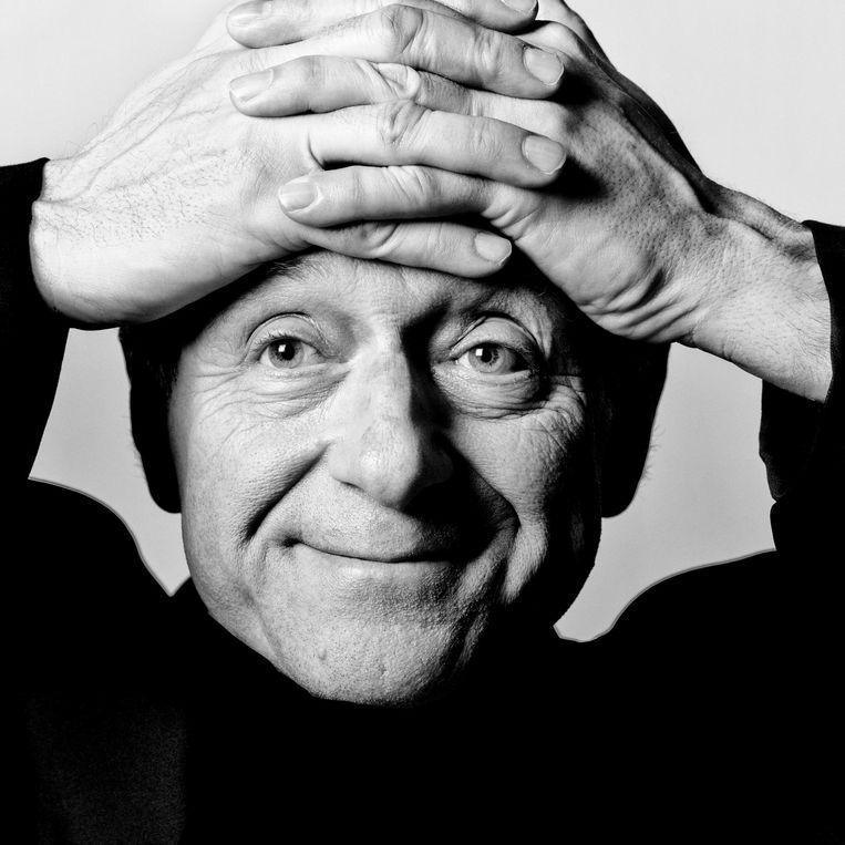 Dirigent Ivan Fischer (2014) Beeld Marco Borggreve