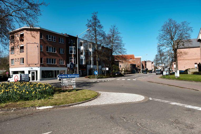 Kruispunt Doelveldstraat Oude Godstraat.