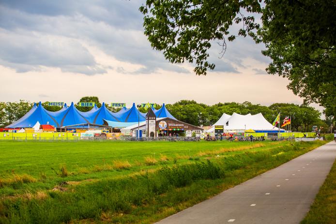 Festivalterrein Die Heise Bierfesten 2018