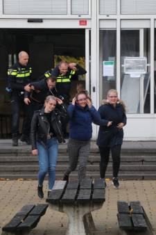 'Inval' op de universiteit van Wageningen
