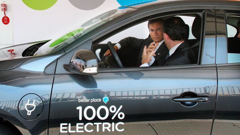 Elektrische Auto Sterft Uit In Duitsland De Volkskrant