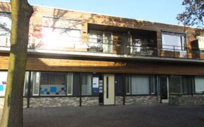 Het consultatiebureau aan Netjeshof in Schaijk.
