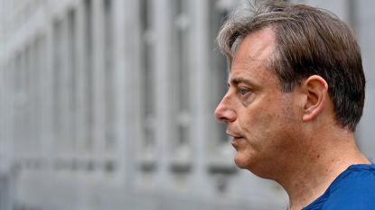 Belager De Wever slaat opnieuw toe: man gecolloqueerd